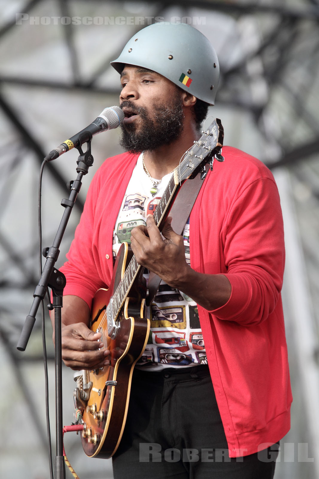 CODY CHESNUTT - 2012-09-16 - PARIS - Parc de Bagatelle