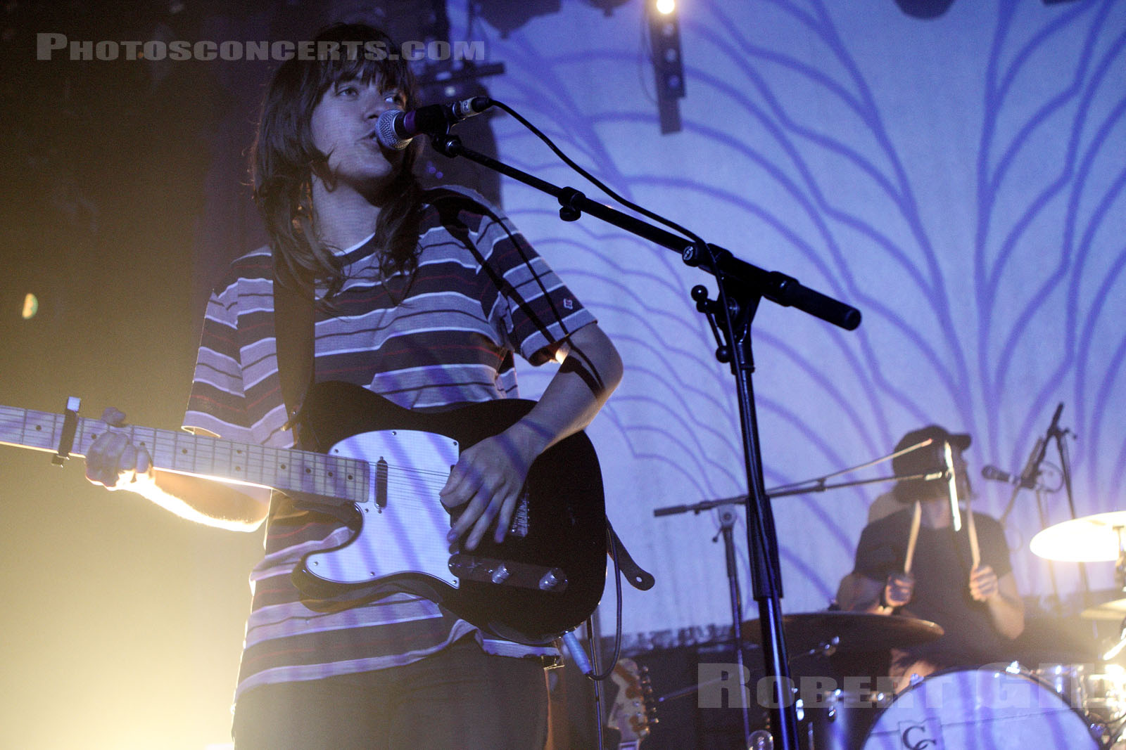 COURTNEY BARNETT - 2015-03-25 - PARIS - Divan du Monde