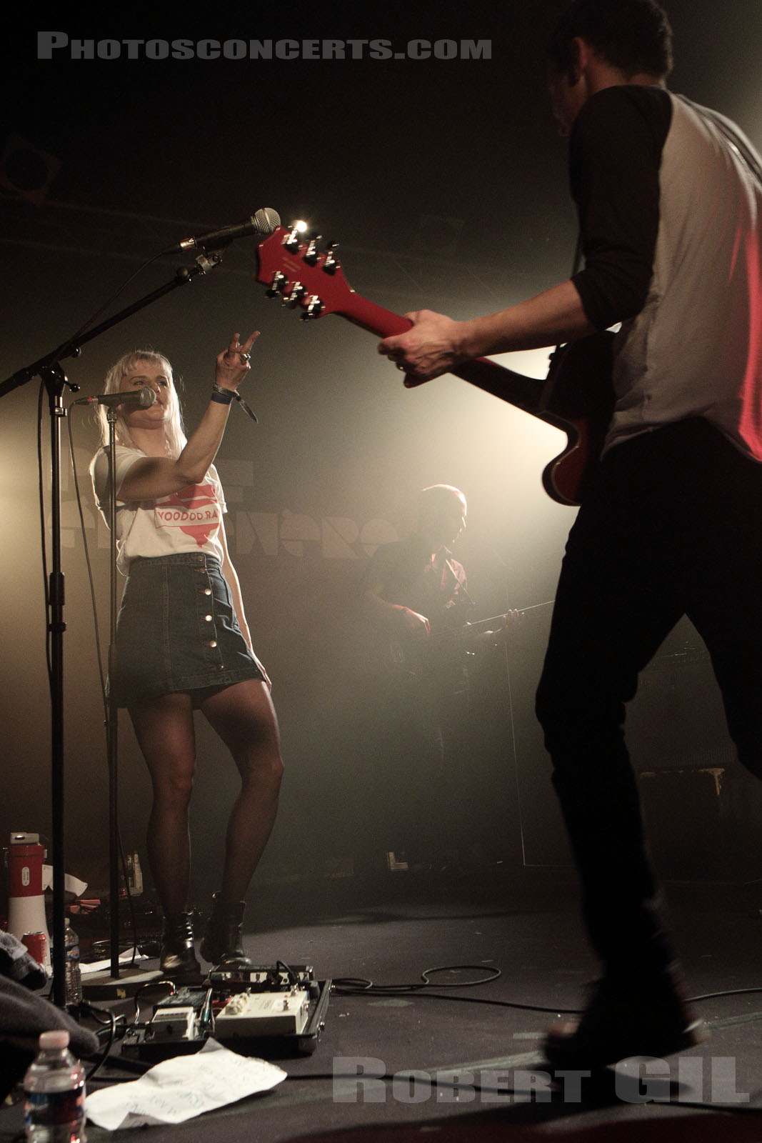 COVES - 2016-04-16 - PARIS - Point Ephemere