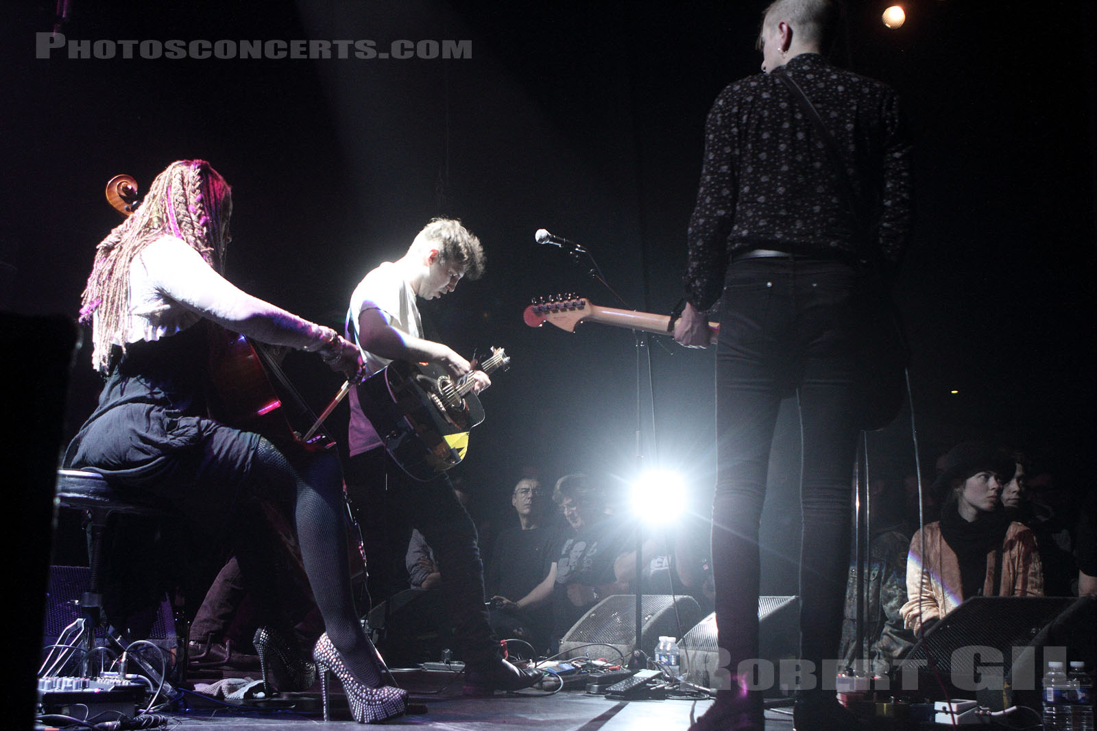 CULT OF YOUTH - 2015-02-24 - PARIS - Petit Bain