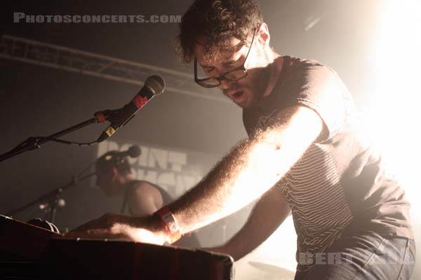 CYMBALS EAT GUITARS - 2015-01-19 - PARIS - Point Ephemere
