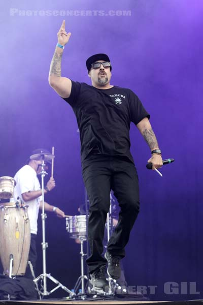 CYPRESS HILL - 2017-08-27 - SAINT CLOUD - Domaine National - Grande Scene
