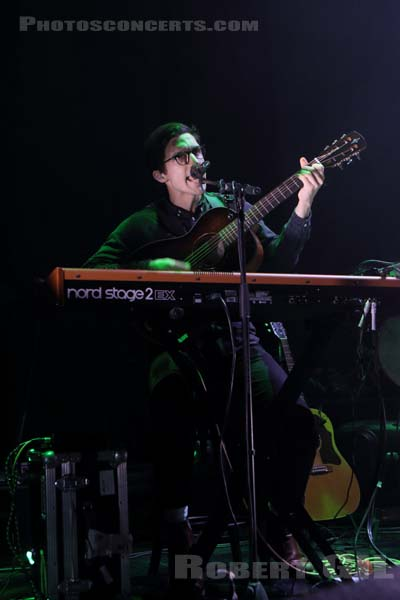 DAN CROLL - 2016-10-17 - PARIS - Le Trianon