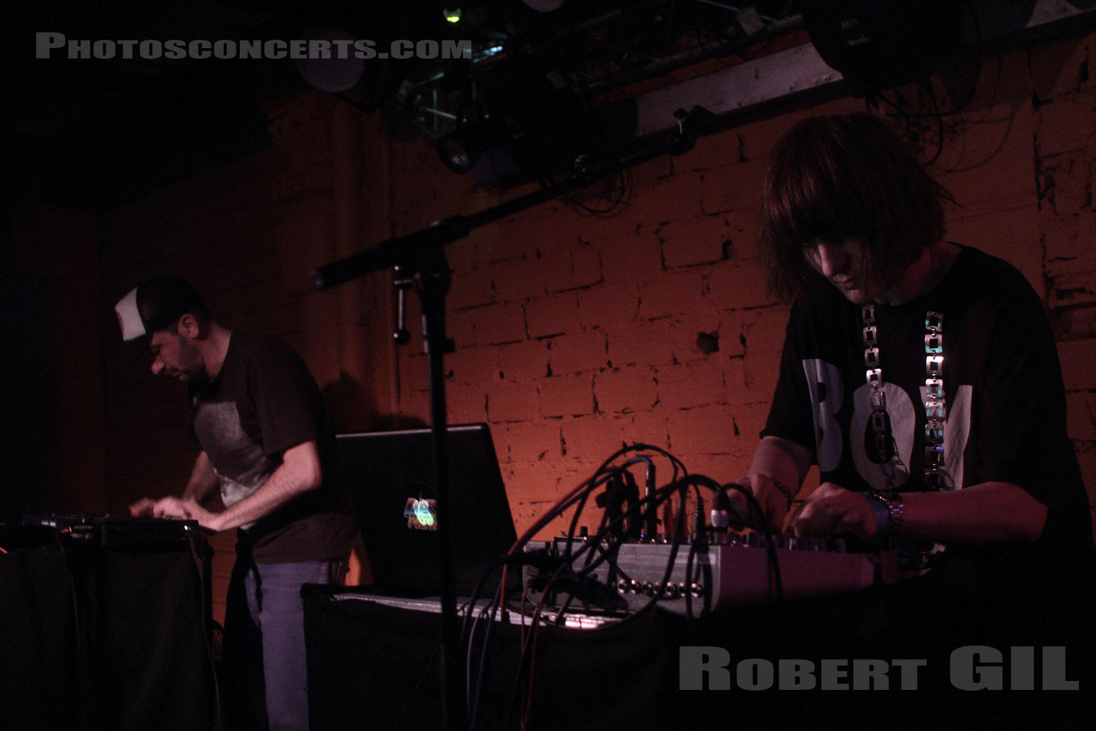DAT POLITICS - 2012-03-30 - PARIS - La Chaufferie (du Moulin Rouge)