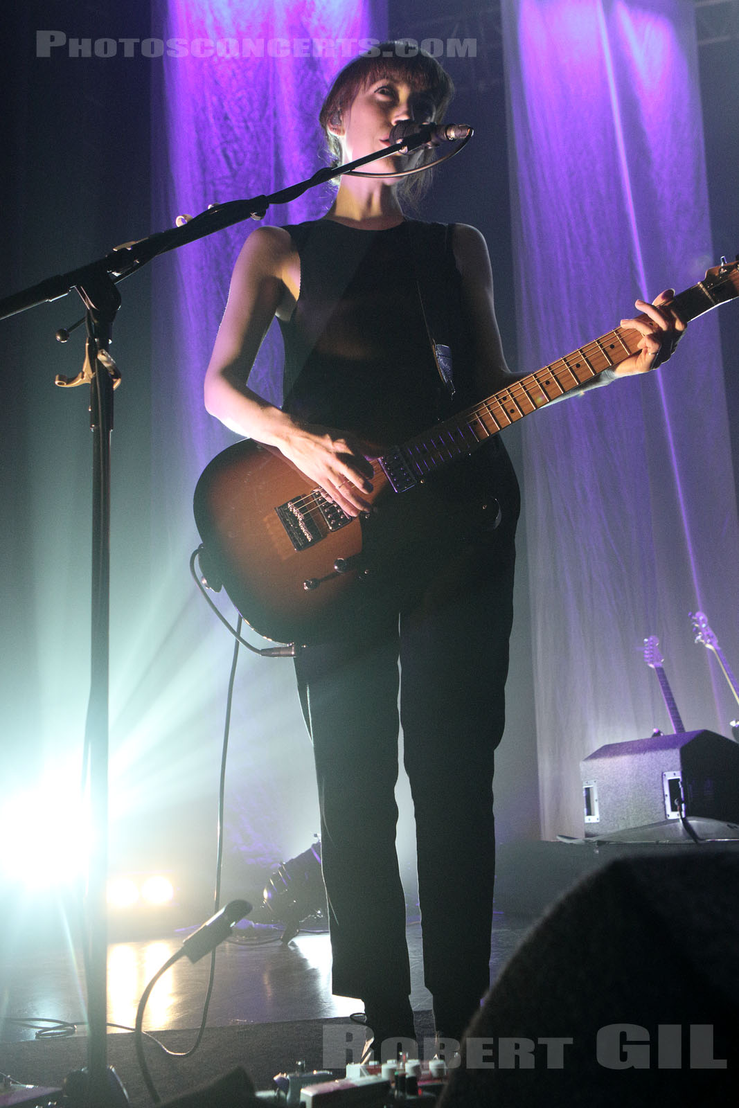 DAUGHTER - 2016-10-17 - PARIS - Le Trianon