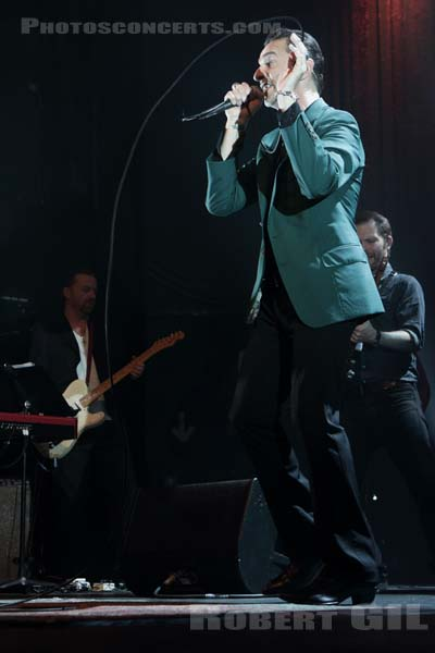 DAVE GAHAN AND SOULSAVERS - 2015-11-02 - PARIS - La Cigale