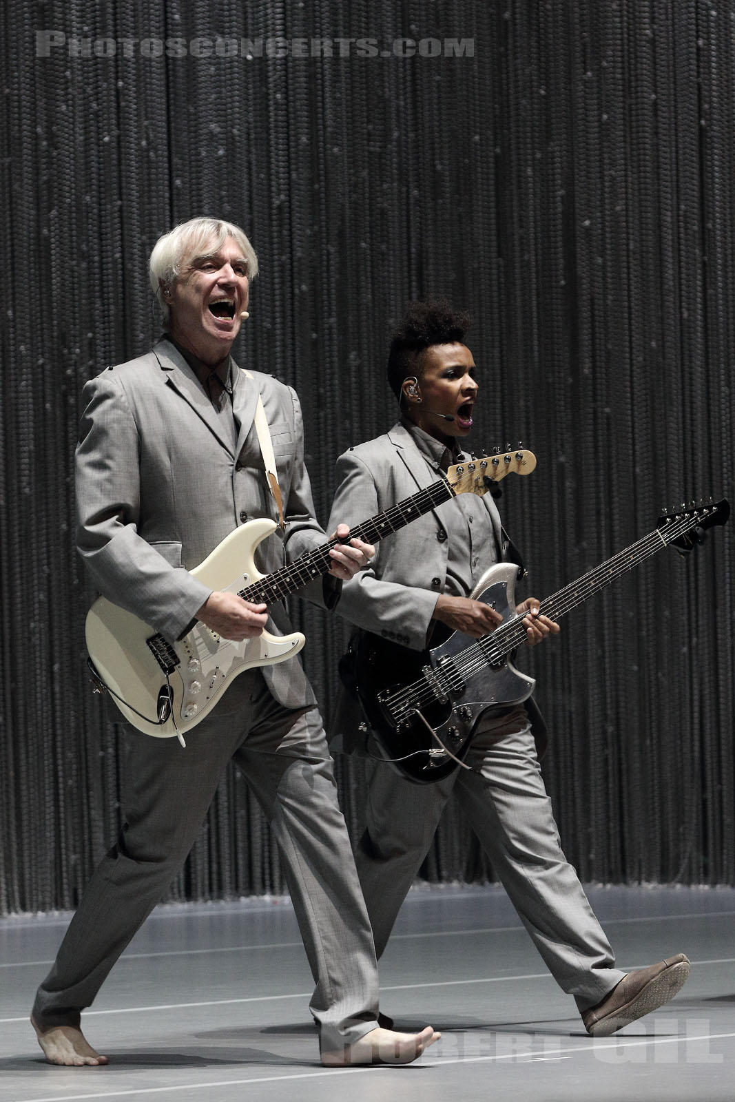 DAVID BYRNE - 2018-07-03 - PARIS - Philharmonie de Paris 1
