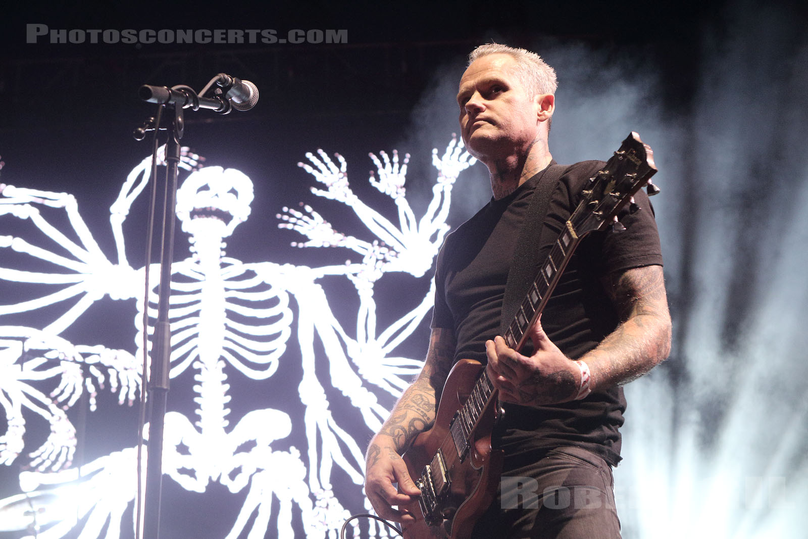 DEAD CROSS - 2018-06-03 - NIMES - Paloma - Flamingo