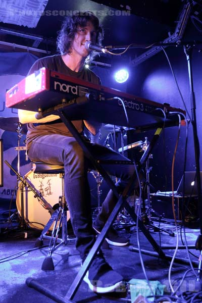 DEAN LEWIS - 2017-02-23 - PARIS - Le Pop-Up du Label