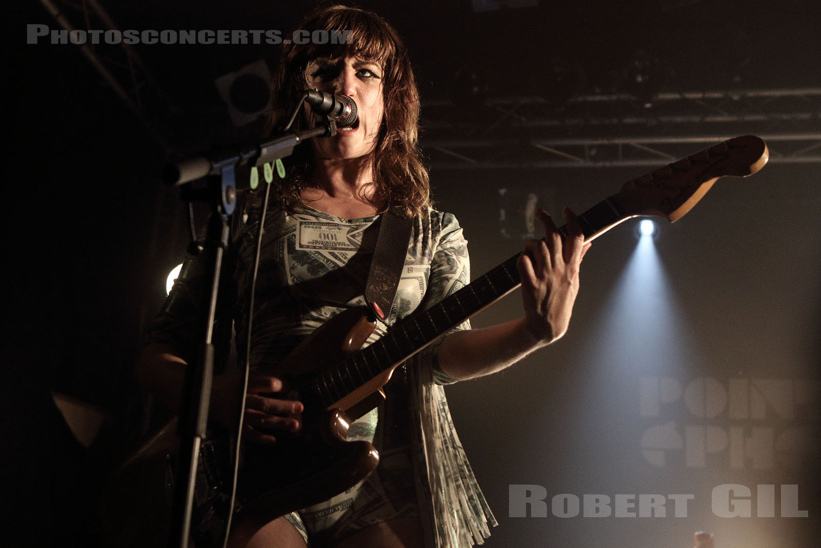 DEAP VALLY - 2016-10-04 - PARIS - Point Ephemere