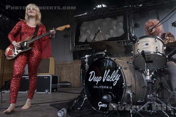 DEAP VALLY - 2017-07-12 - PARIS - Glaz Art