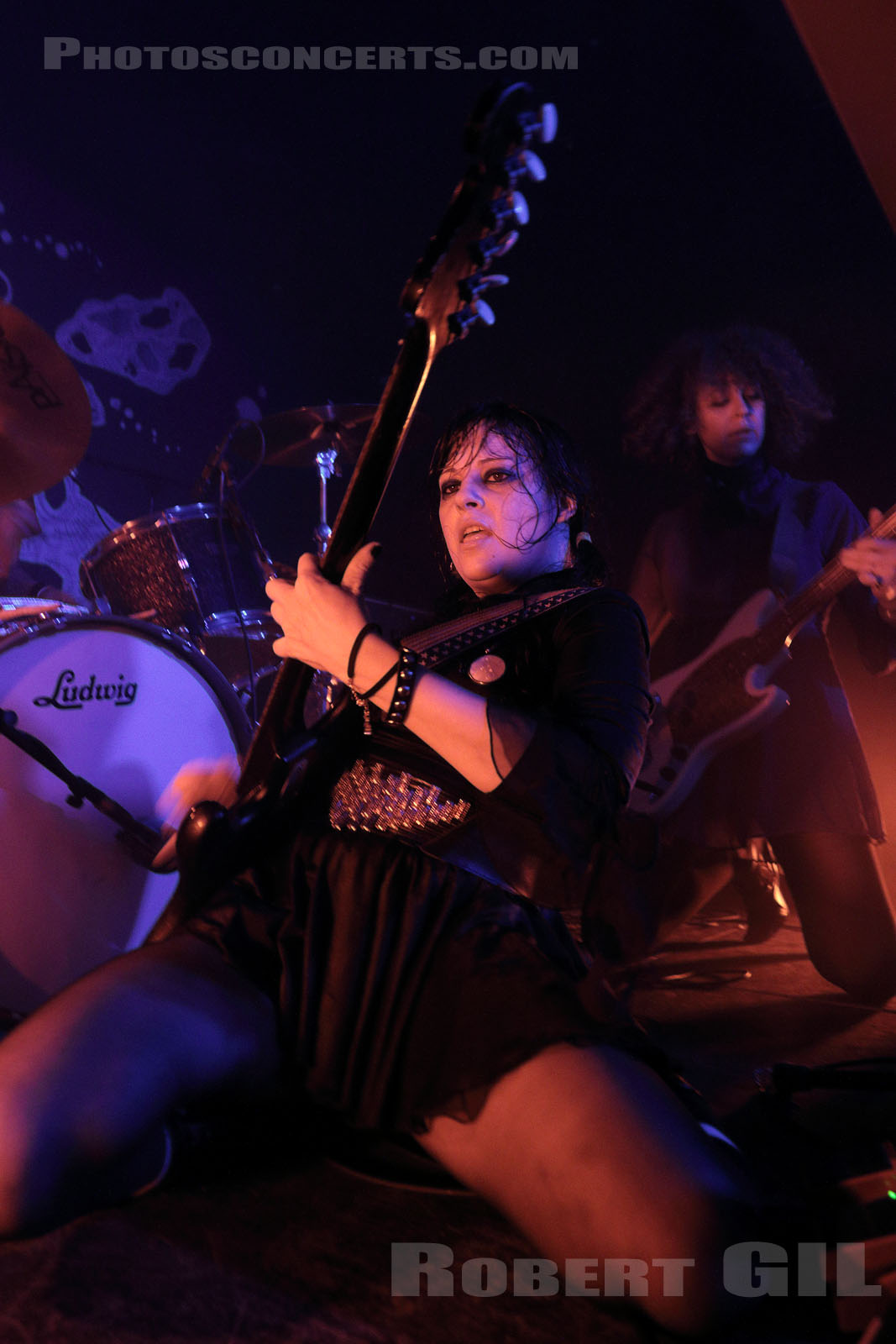 DEATH VALLEY GIRLS - 2017-06-03 - PARIS - Espace B