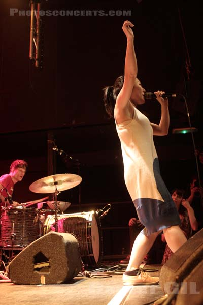 DEERHOOF - 2015-02-19 - PARIS - Petit Bain