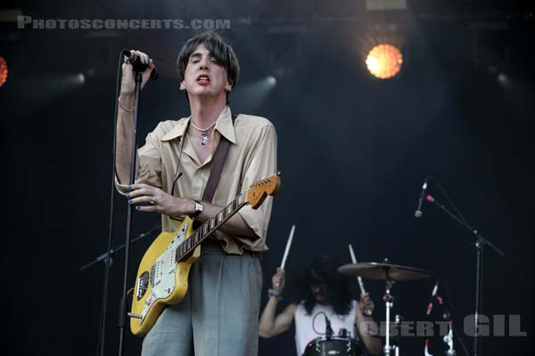 DEERHUNTER - 2019-08-25 - SAINT CLOUD - Domaine National - Scene de la Cascade
