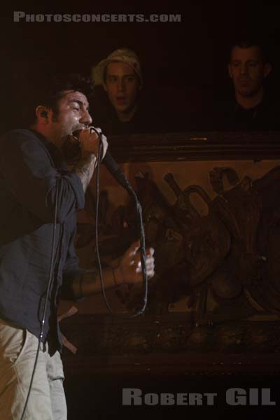 DEFTONES - 2010-12-13 - PARIS - Le Trianon