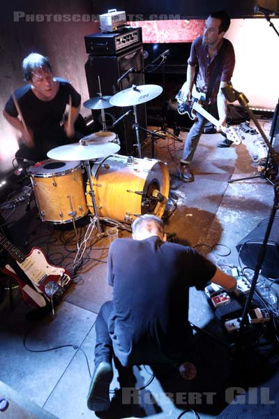 DIE! DIE! DIE! - 2016-09-01 - PARIS - Olympic Cafe