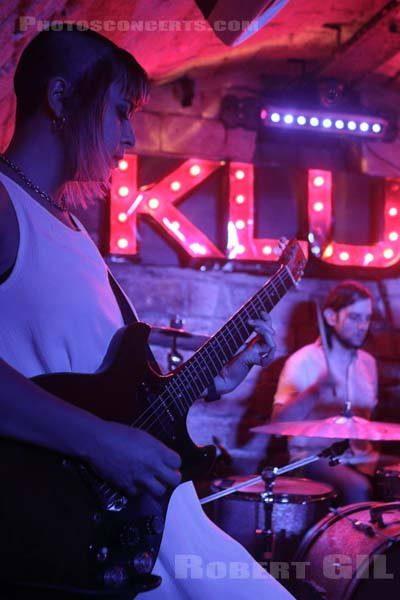 DILLY DALLY - 2018-10-08 - PARIS - Le Klub