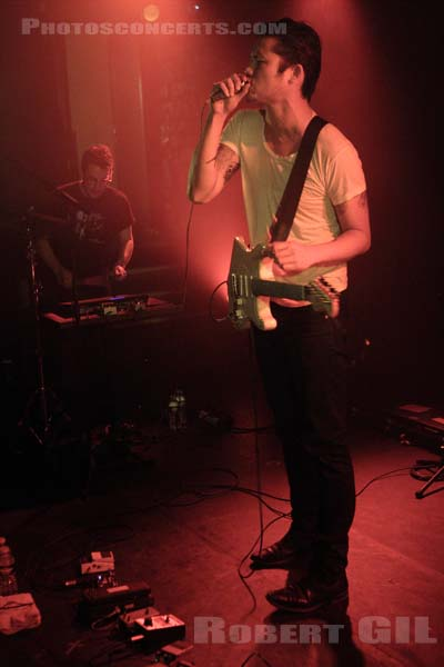 DIRTY BEACHES - 2012-02-19 - PARIS - La Maroquinerie