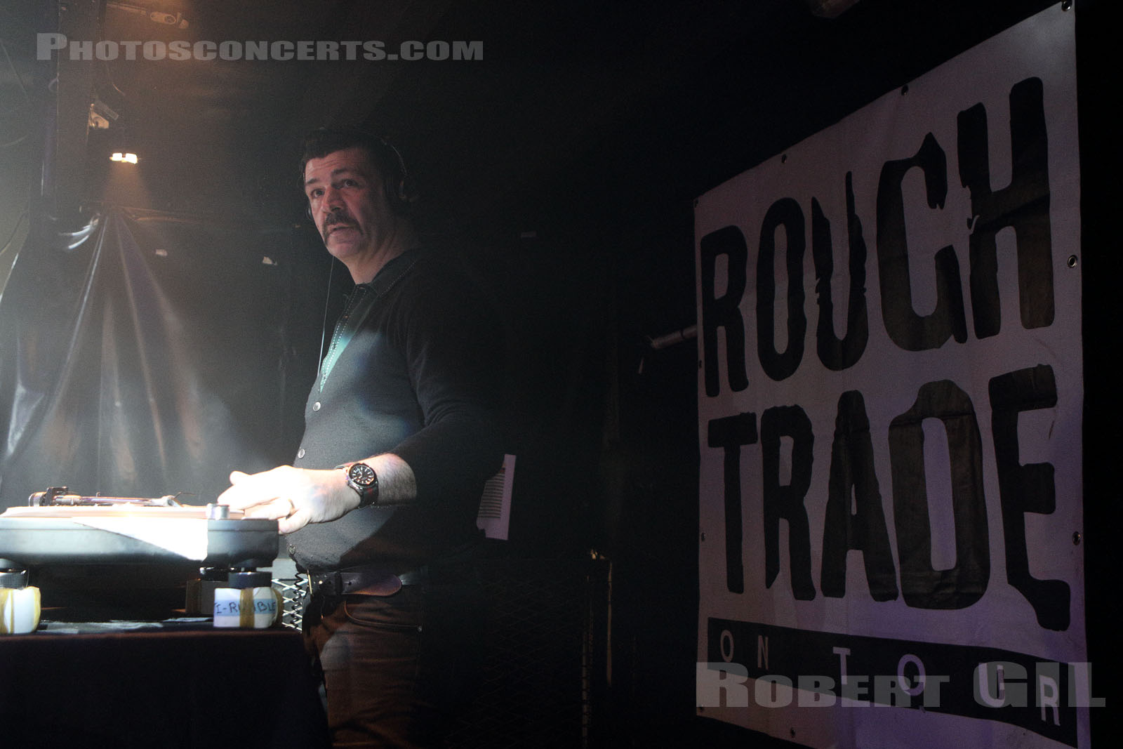 DJ ARNAUD REBOTINI - 2016-04-16 - PARIS - Point Ephemere
