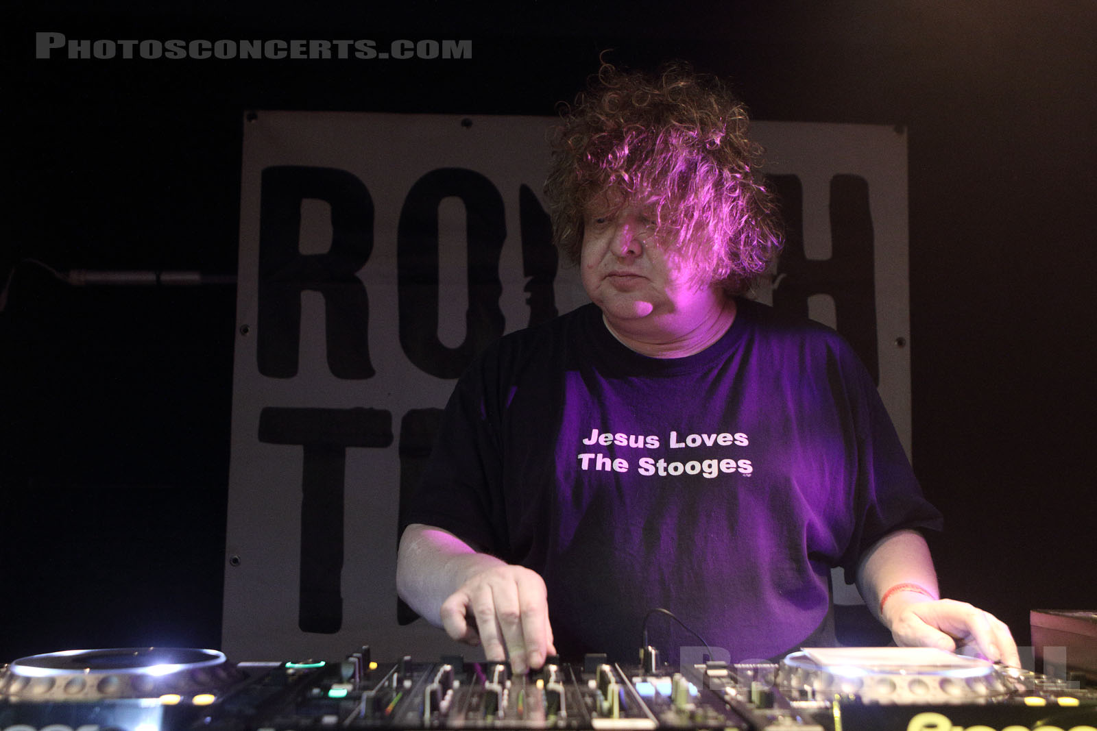DJ JAMES ENDEACOTT - 2016-04-16 - PARIS - Point Ephemere
