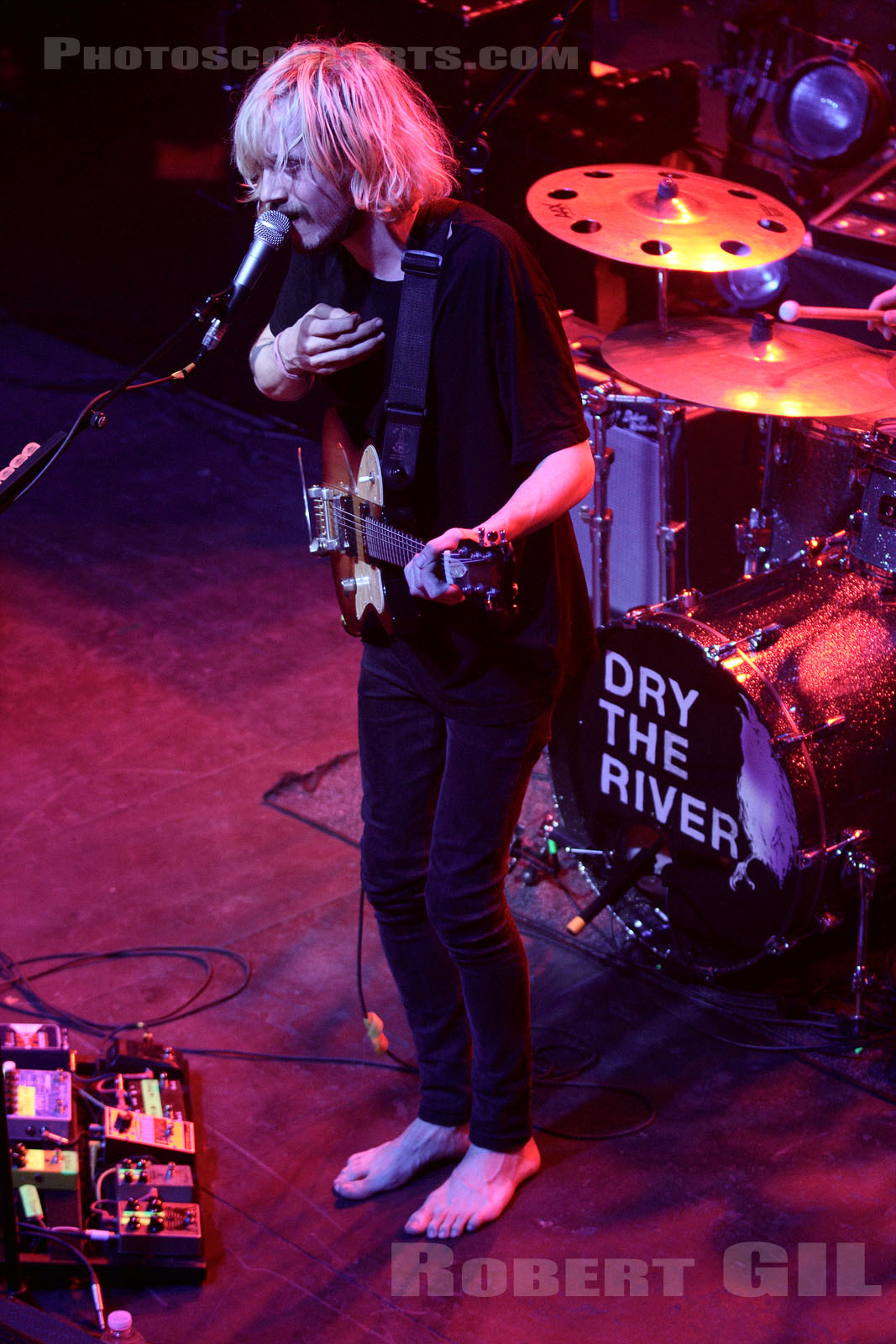 DRY THE RIVER - 2014-03-17 - PARIS - La Cigale