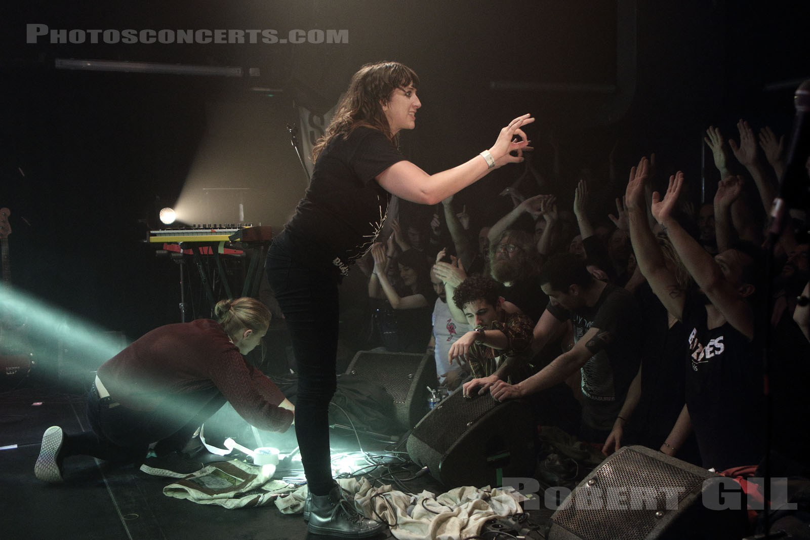 DUCHESS SAYS - 2016-11-18 - PARIS - Petit Bain