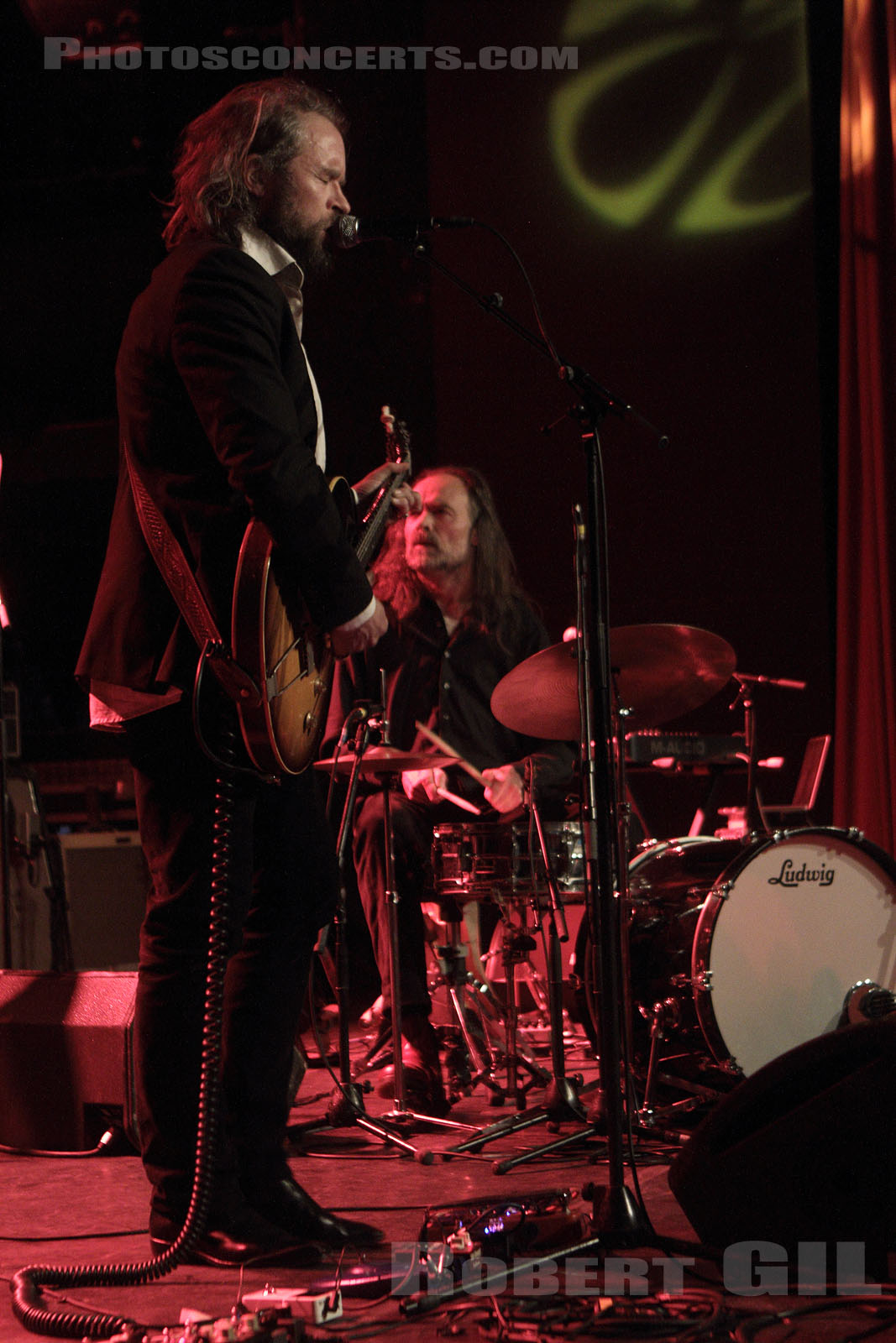 DUKE GARWOOD - 2015-03-07 - PARIS - L'Alhambra