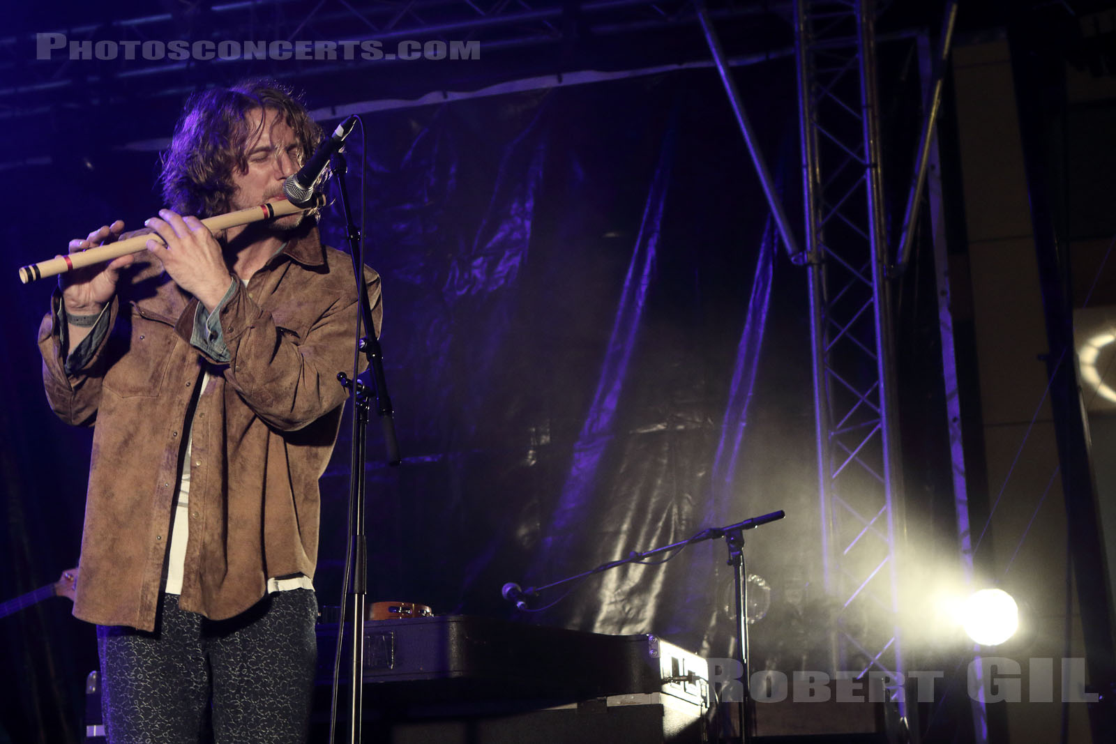 DUNGEN - 2015-09-19 - ANGERS - Le Chabada