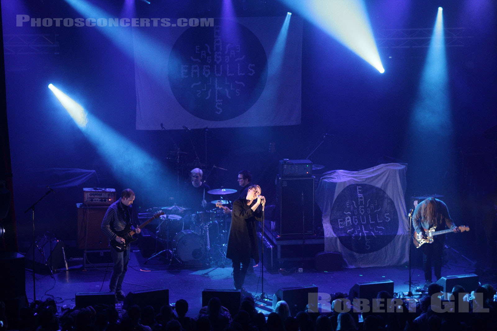 EAGULLS - 2014-11-16 - PARIS - La Cigale
