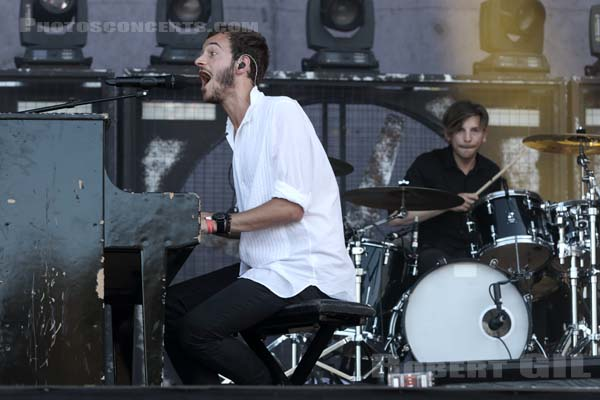EDITORS - 2016-08-28 - SAINT CLOUD - Domaine National - Grande Scene