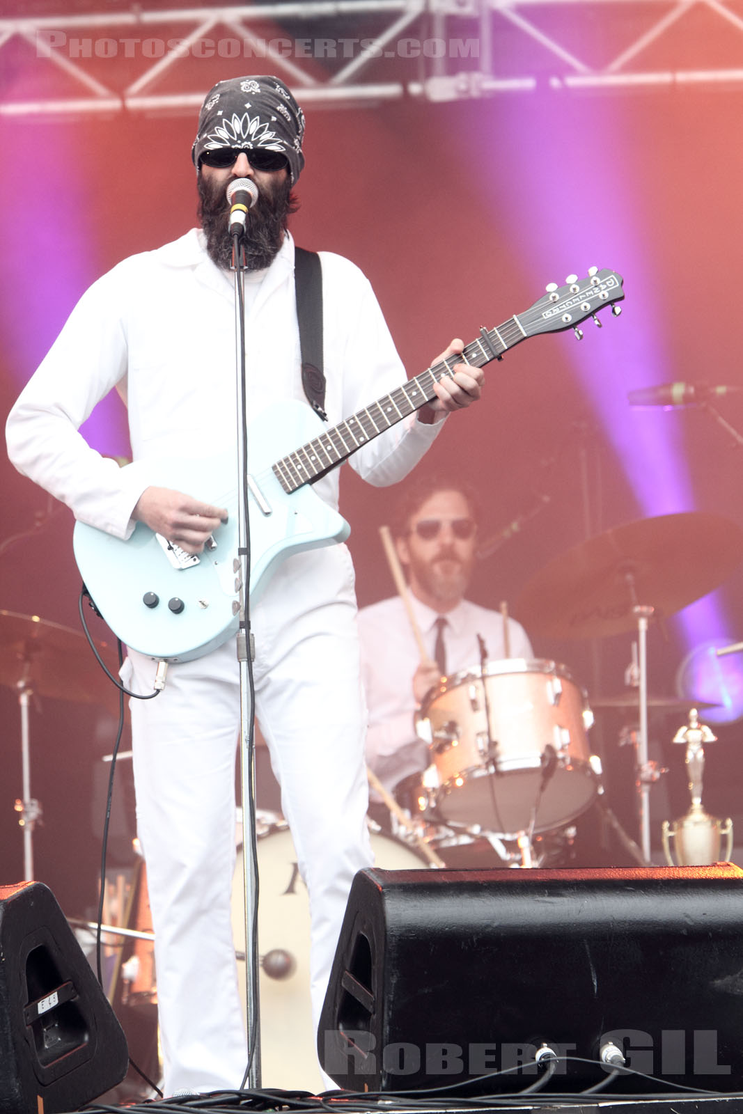 EELS - 2010-08-29 - SAINT CLOUD - Domaine National - Grande Scene