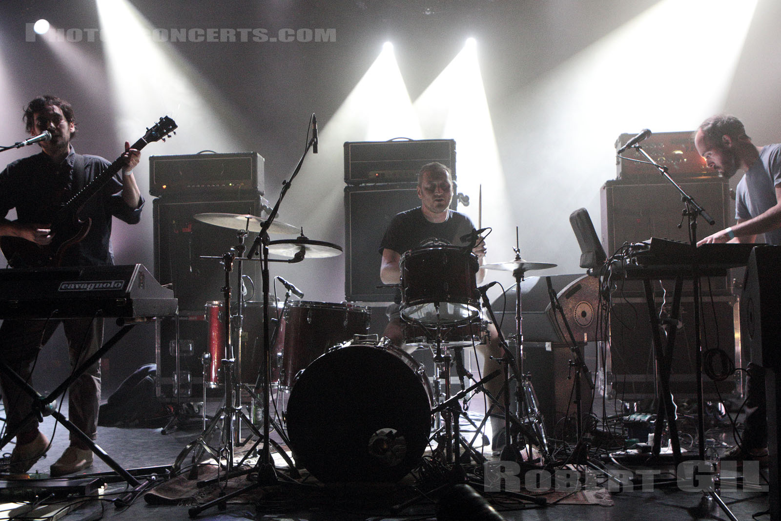 ELECTRIC ELECTRIC - 2016-11-26 - BOULOGNE-BILLANCOURT - Carre Bellefeuille