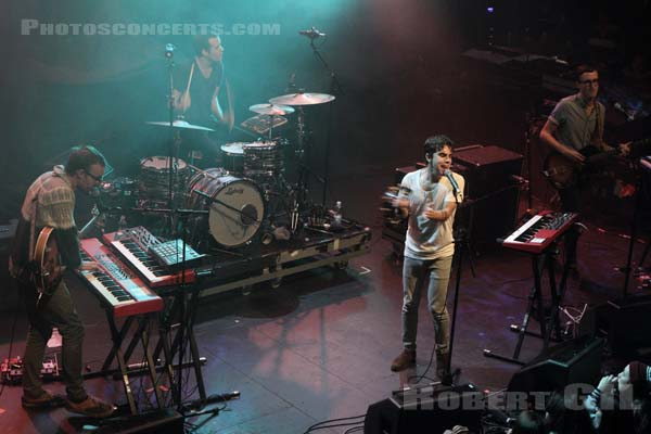 ELECTRIC GUEST - 2012-11-09 - PARIS - La Cigale
