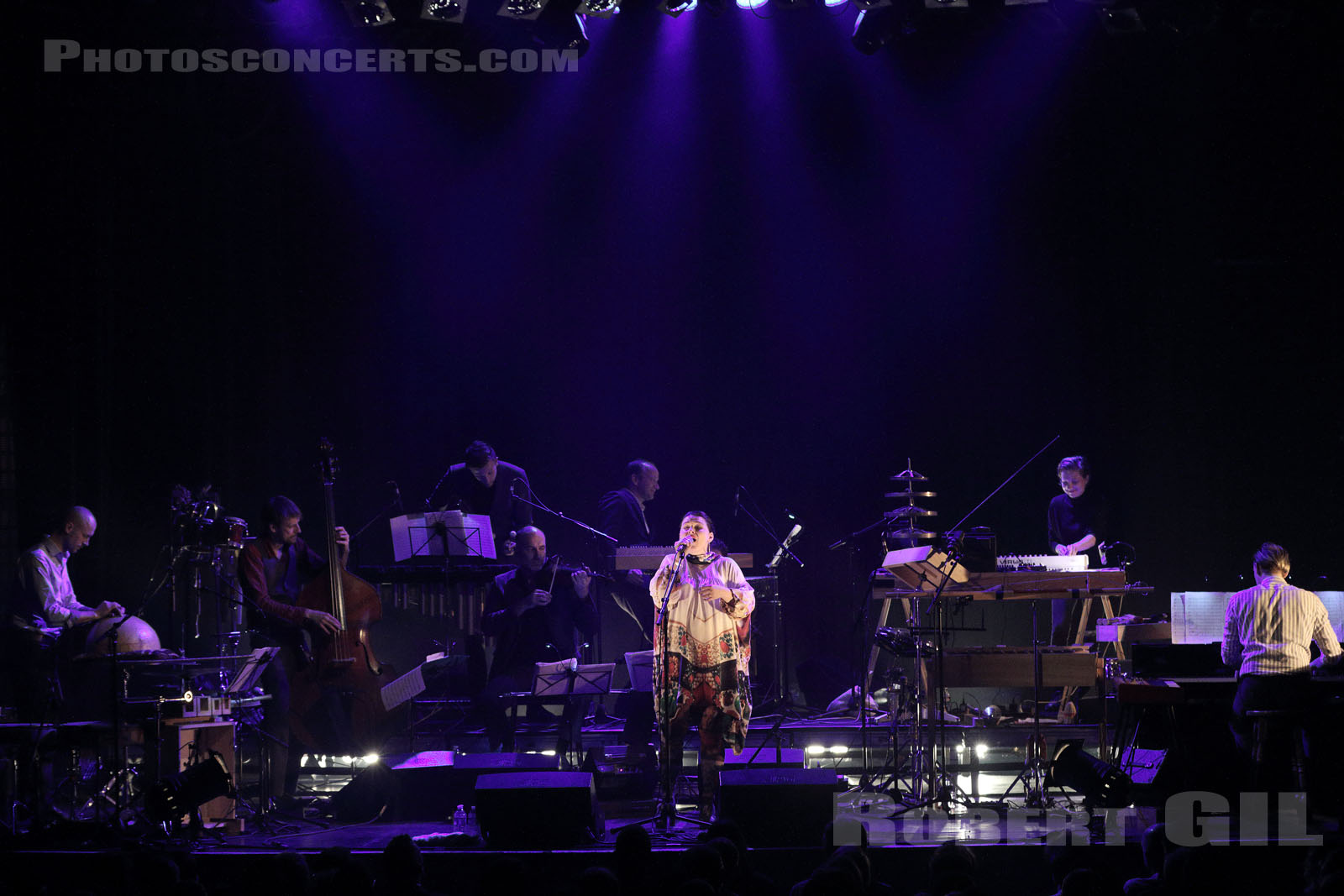 EMILIANA TORRINI AND THE COLORIST - 2017-02-22 - PARIS - Le Bataclan