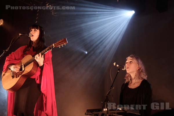 EMILY JANE WHITE - 2014-03-26 - PARIS - Divan du Monde