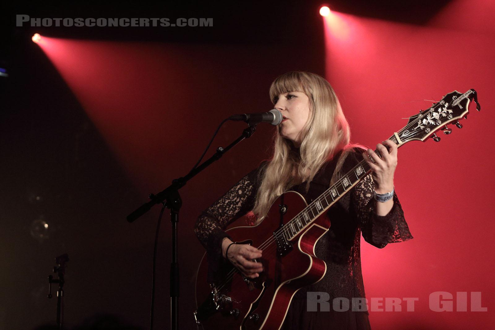 Photo : EMILY JANE WHITE, FGO-Barbara (PARIS) - Festival Paris Music