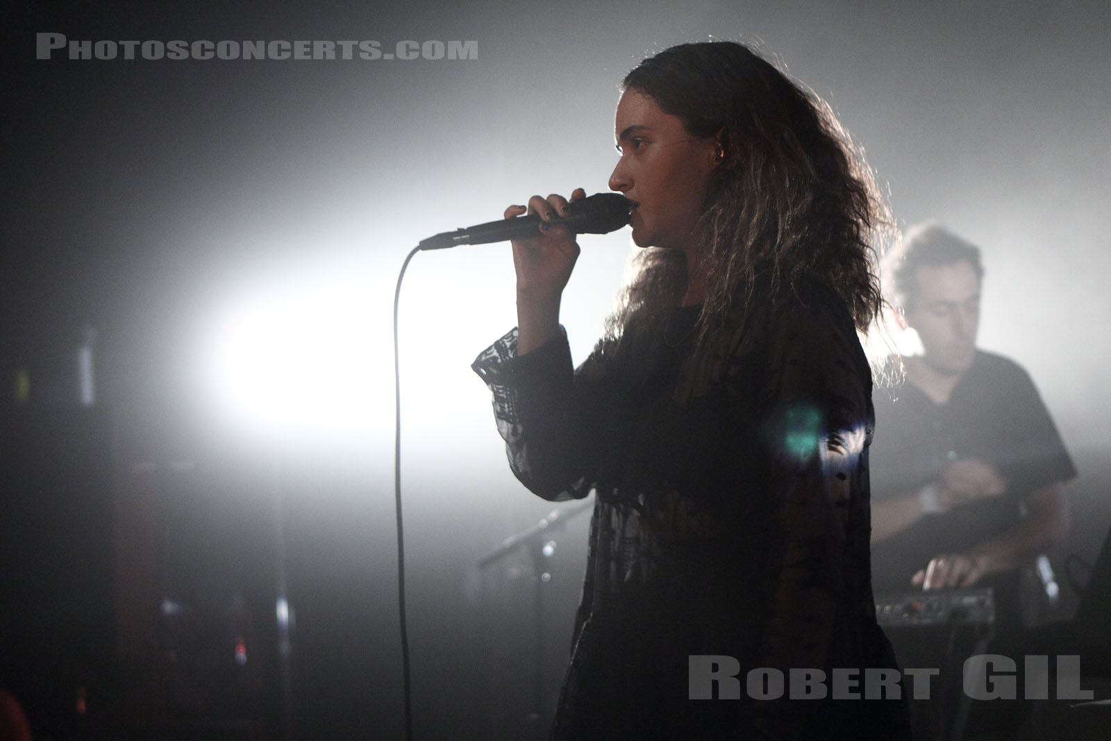 EMPRESS OF - 2015-10-27 - PARIS - Cafe de la Danse