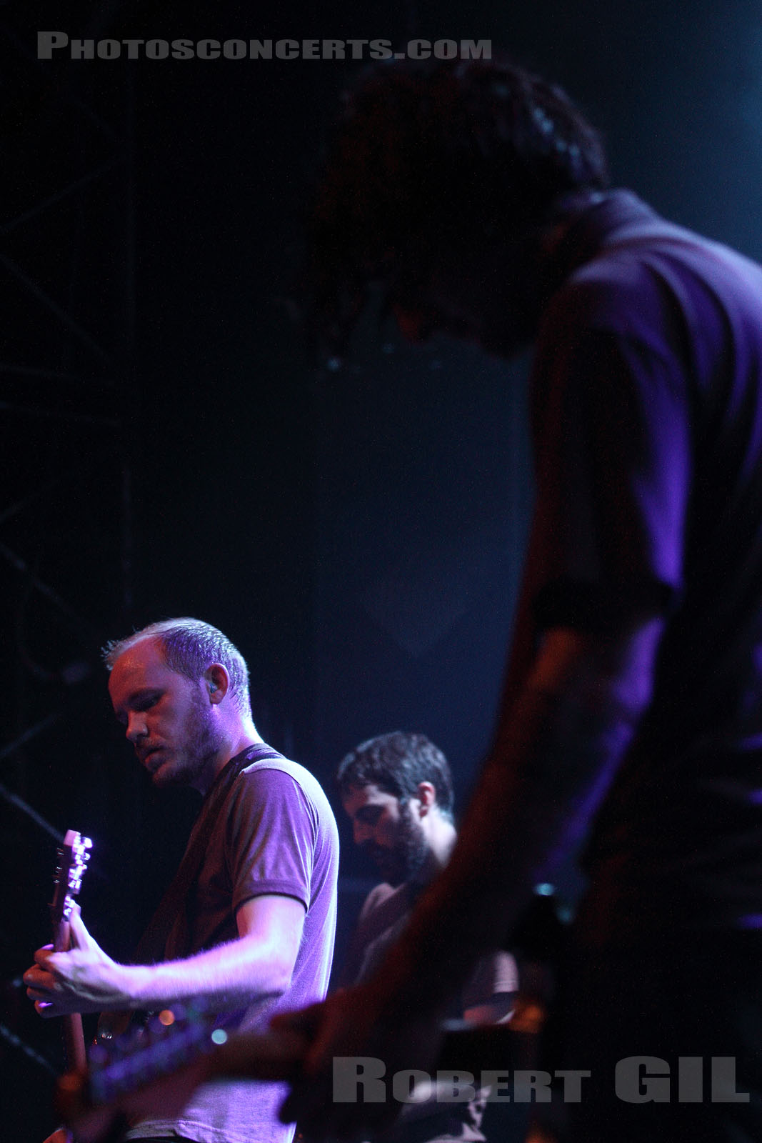 EXPLOSIONS IN THE SKY - 2011-05-20 - PARIS - Le Bataclan