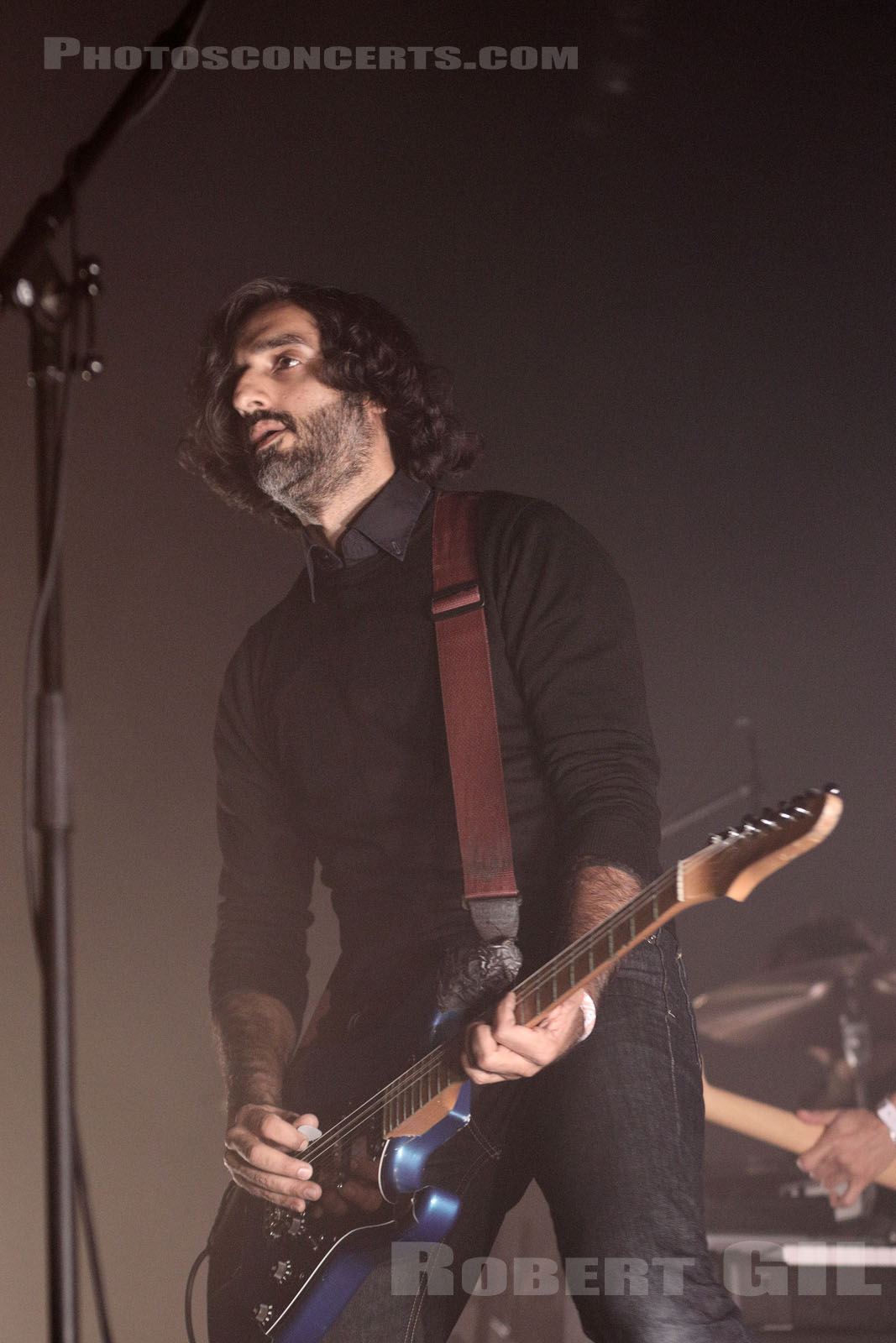 EXPLOSIONS IN THE SKY - 2016-10-28 - PARIS - Grande Halle de La Villette