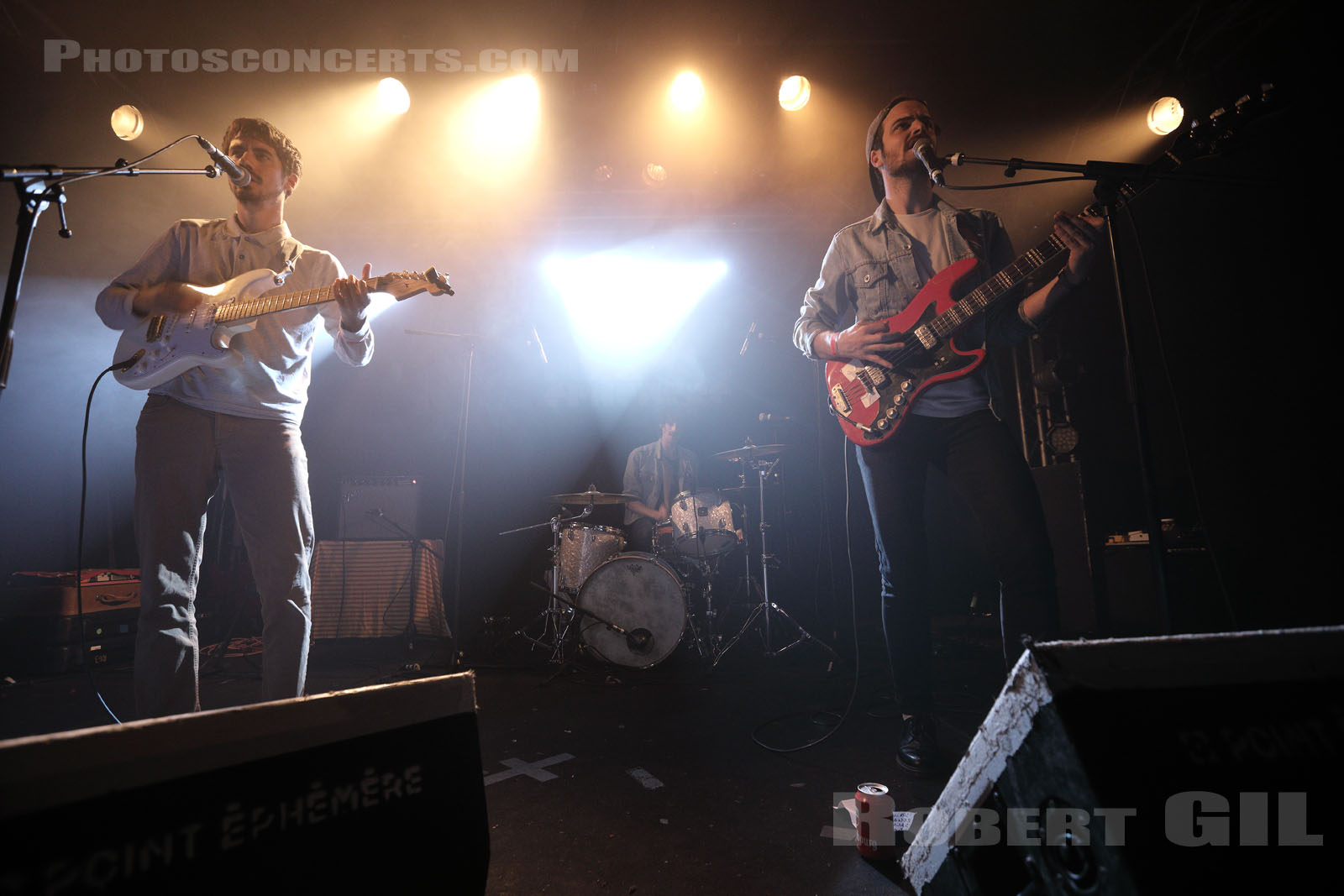 FANTASTIC MISTER ZGUY - 2019-04-24 - PARIS - Point Ephemere