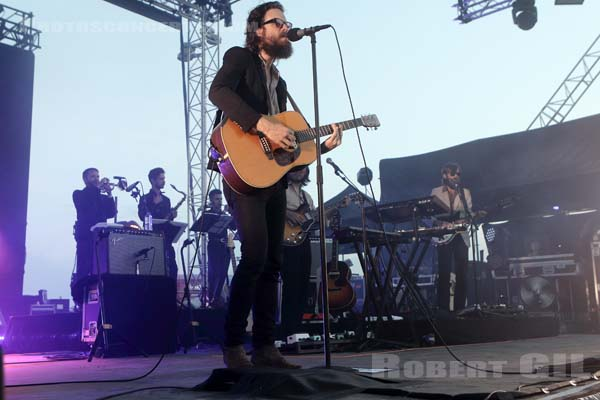 FATHER JOHN MISTY - 2018-06-02 - NIMES - Paloma - Flamingo