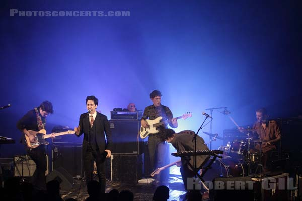 FEU! CHATTERTON - 2014-02-19 - PARIS - Le Trianon