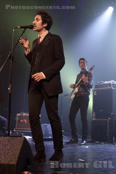 FEU! CHATTERTON - 2014-09-27 - PARIS - Le Trianon