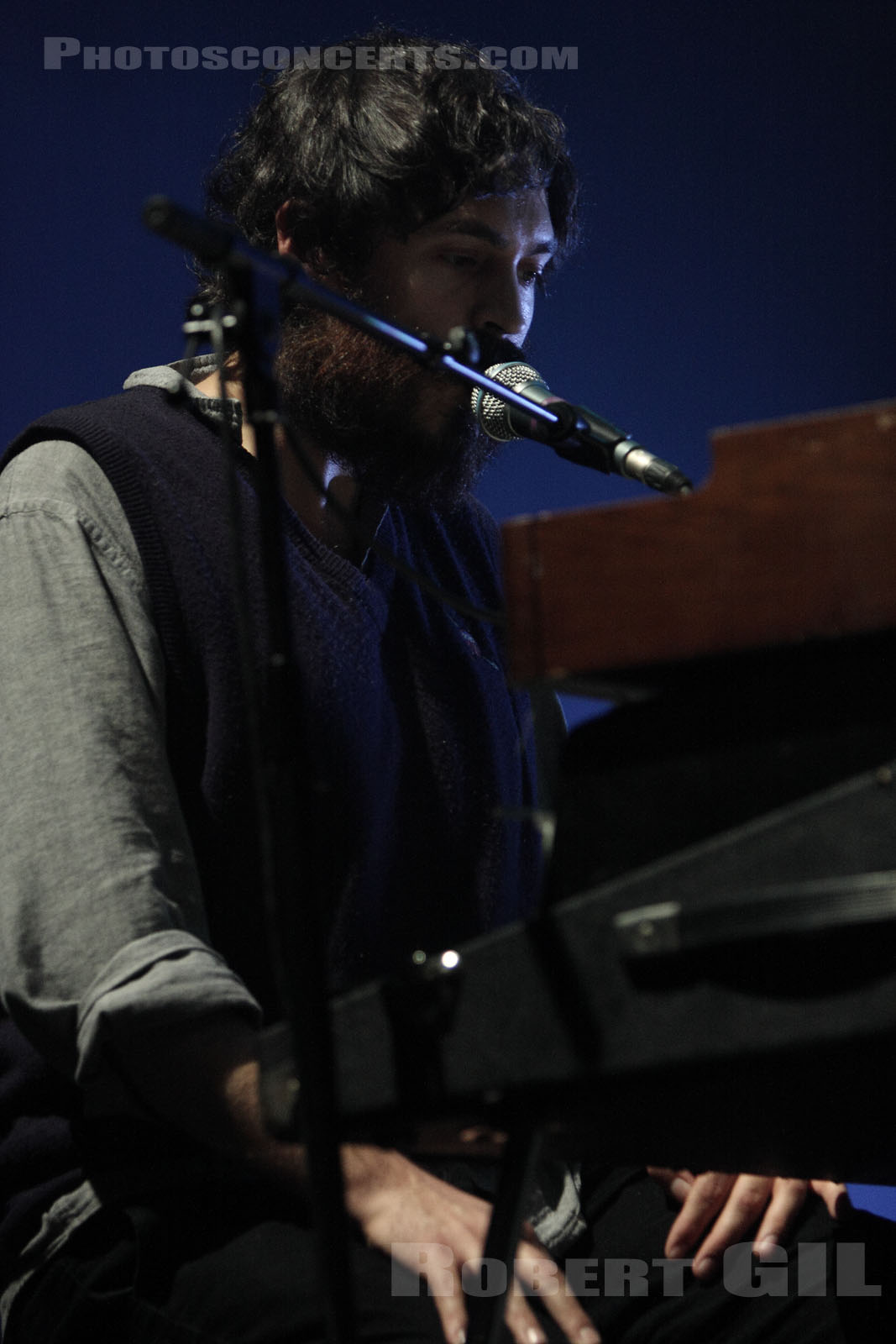 FLEET FOXES - 2009-09-16 - PARIS - Grand Rex