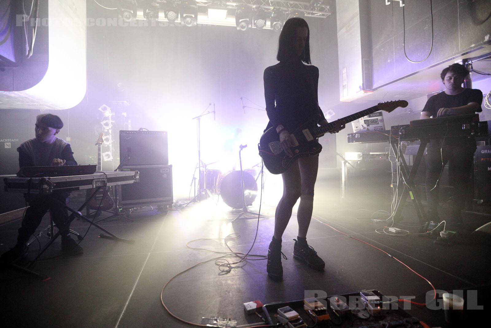FOLLAKZOID - 2019-10-29 - PARIS - Petit Bain