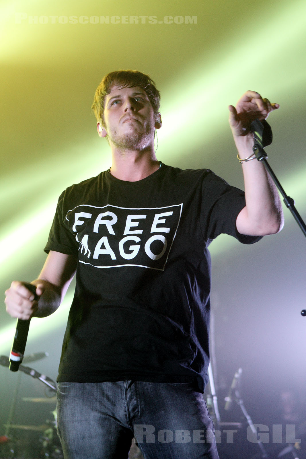 FOSTER THE PEOPLE - 2012-05-04 - PARIS - Le Bataclan