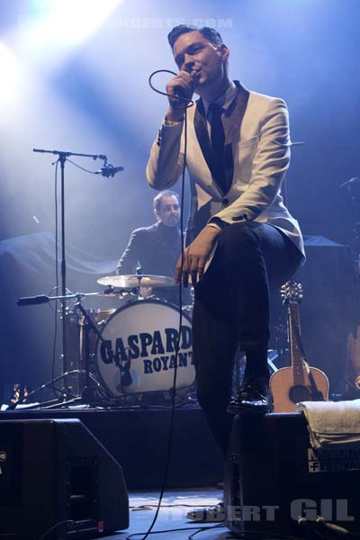 GASPARD ROYANT - 2016-10-12 - PARIS - La Cigale