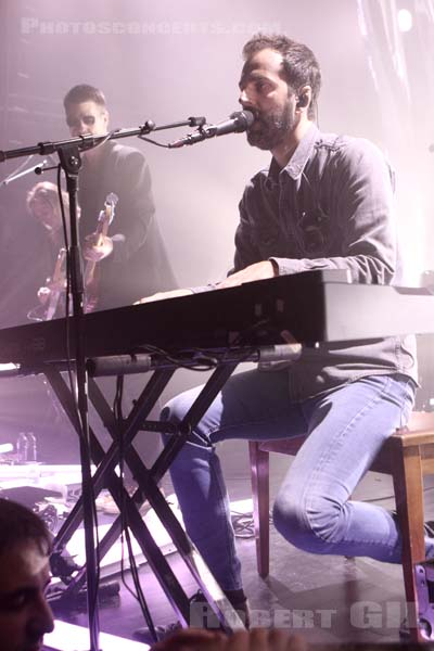 GHINZU - 2015-10-25 - PARIS - Le Trianon