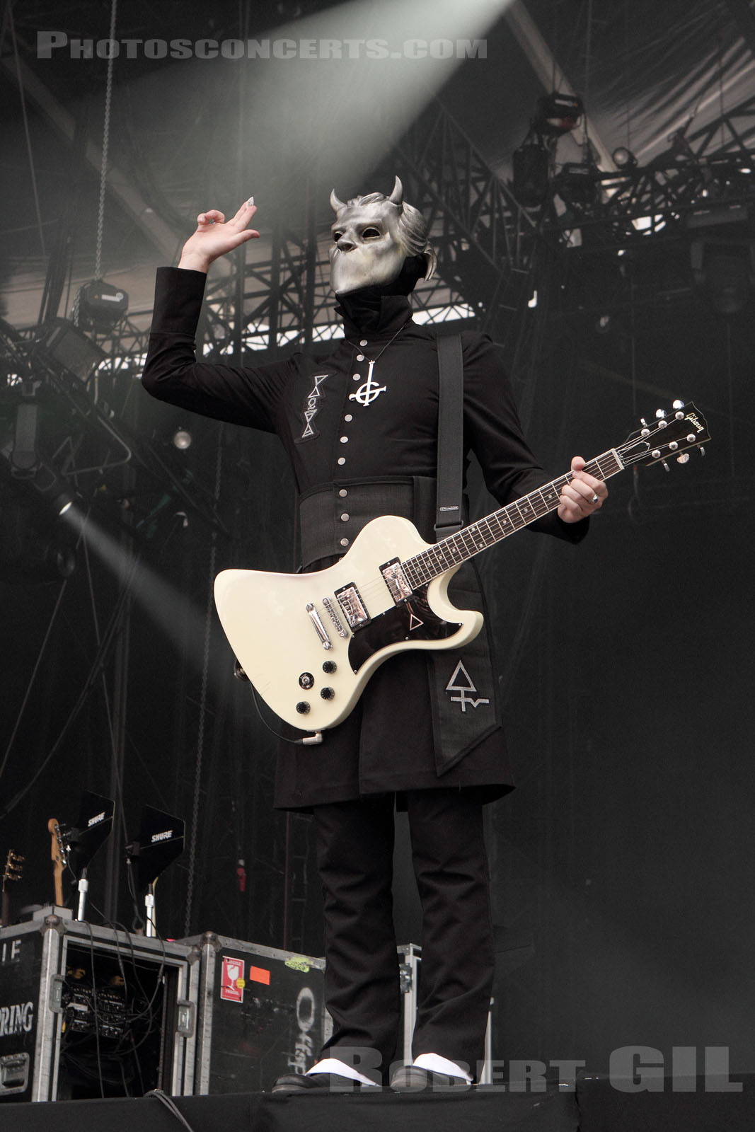 GHOST - 2015-08-28 - SAINT CLOUD - Domaine National - Grande Scene