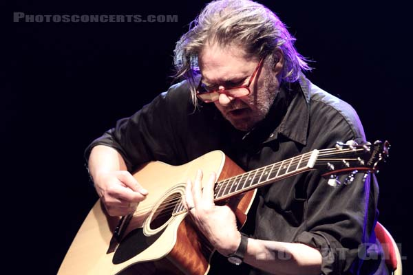 GLENN BRANCA - 2014-02-09 - PARIS - La Machine (du Moulin Rouge)